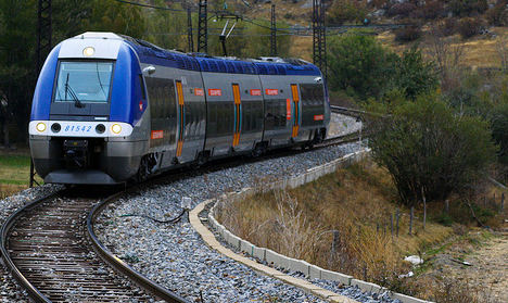 France among Europe's priciest for train travel