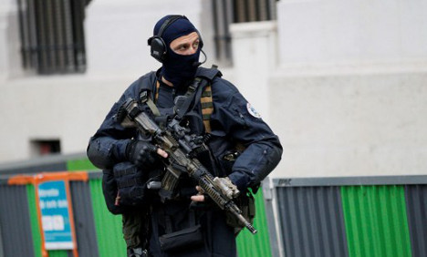 Two teens charged over false terror alert in central Paris