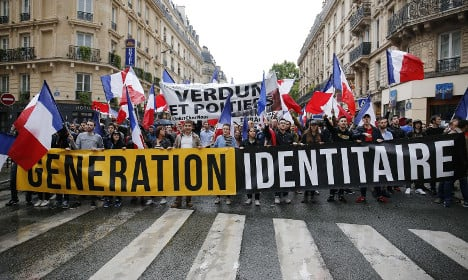 Locals fight to block opening of far-right bar in central Lille