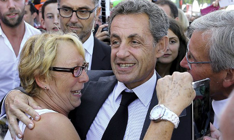 French prosecutors 'call for Sarkozy to face trial'