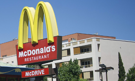 Tiny town in Provence fights to keep out the Big Mac