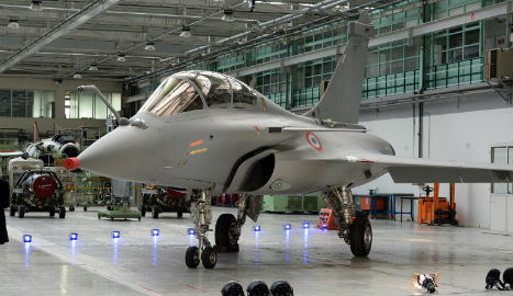 French fighter jet deal: India 'a school of patience'
