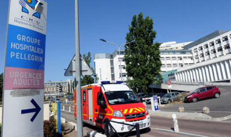 Bordeaux hospital ranked as best in France