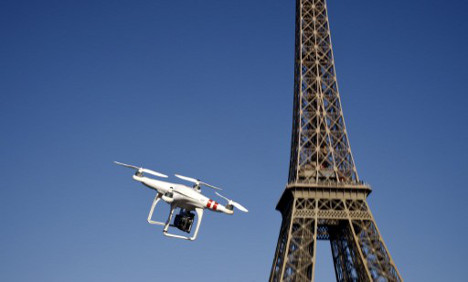 France gives lift off to tough new drone laws