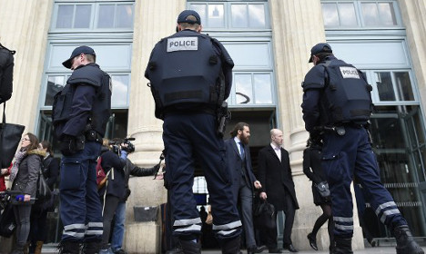 French police hold 15-year-old suspected of terror plot