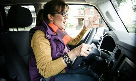 Sexism at the wheel: France wants more women drivers