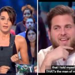 French weather girl says sorry after 'ridiculing' Jonah Hill