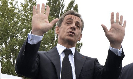 Sarkozy comes out of the closet as a climate skeptic
