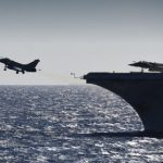 French fighter jets 'take off on mission against Isis'