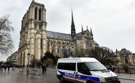 What we know of failed Paris plot by women 'jihadists'