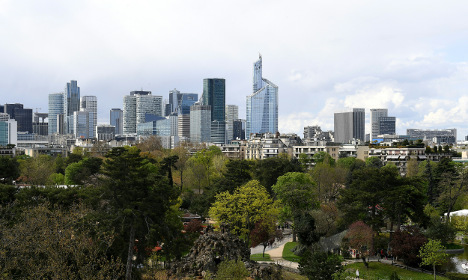 Paris: Why eight out of ten top earners dream of leaving