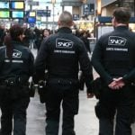 Armed guards to ride French trains from October