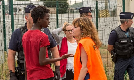 Lost without translation: The struggles of Calais migrants