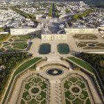 Stunning video captures first look at Versailles from the sky