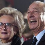 Chirac's wife hospitalised while ex-president remains ill