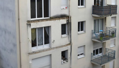Four killed in balcony collapse at French housewarming