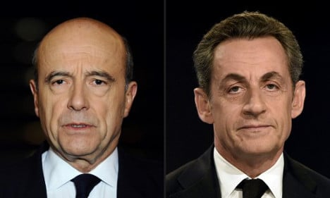 France leaning right six months before election