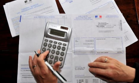 Homeowners in France hit by jump in property taxes