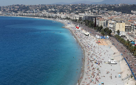 Kidnapped Riviera millionaire left tied up in car boot in Nice