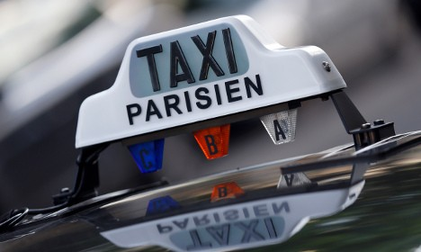 France launches new taxi apps to rival Uber