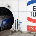 Channel Tunnel rail services resume after power cut