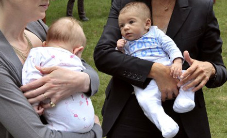 France takes baby steps to make life simpler