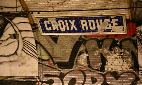 IN PICS: The story of the 'ghost Metro stations' of Paris