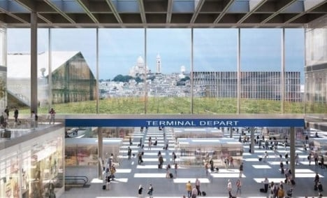 What Paris 'squalor pit' Gare du Nord will look like in future