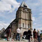 French church where priest slain to reopen
