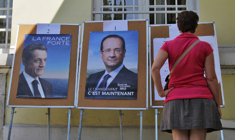 French presidential election gets new set of battle rules