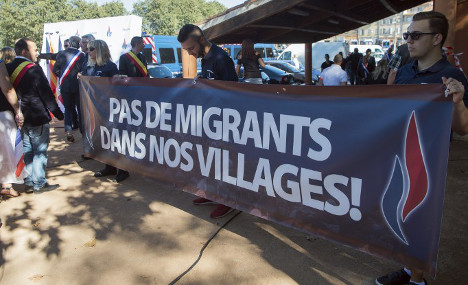 Fear in rural France erodes fraternity with migrants