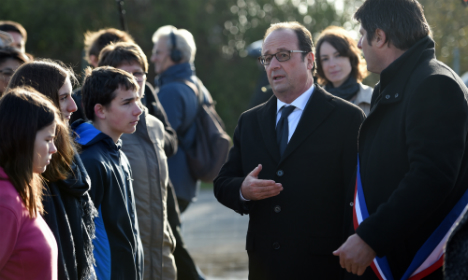 France admits role in WWII Roma internment