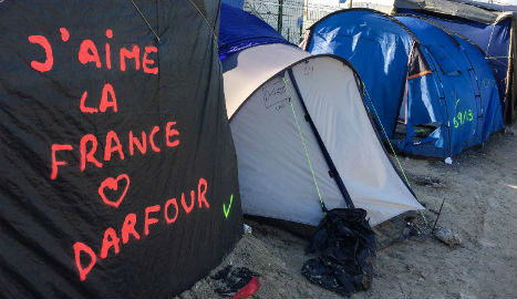 Calais migrant camp will be razed soon: French minister