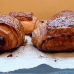 Presidential hopeful reckons a pain au chocolat is 10 cents