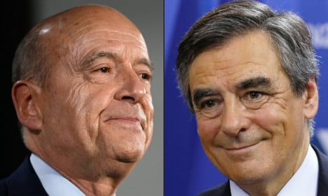 Surprise duo in France's rightwing primary runoff