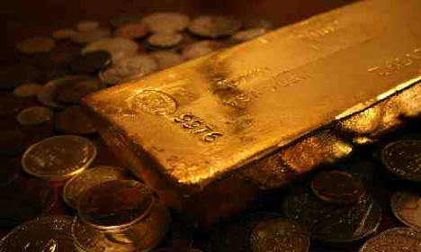 Frenchman finds 100 kilos of gold hidden in new home