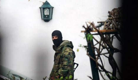 Basque terror group leader seized in French town