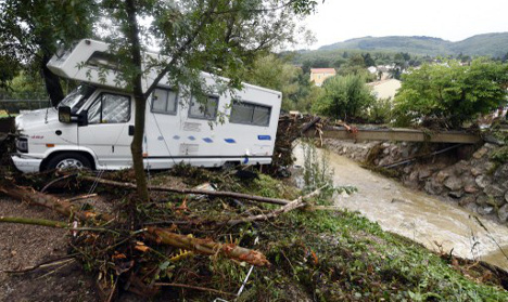 French mayor charged with manslaughter over 2014 flood