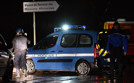 'No Islamist link' in French missionary home murder