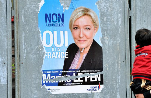 How one French town shifted unabashed to Marine Le Pen