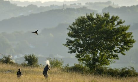 Two killed in separate hunting accidents in northern France