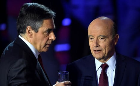 Presidential rivals battle for soul of French family