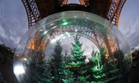 Six very different things to do in Paris this Christmas