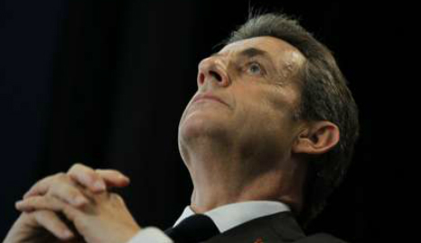 Nicolas Sarkozy: From 'bling-bling' to busted flush
