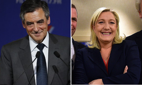 Victory for hardline Fillon is not all bad news for Le Pen