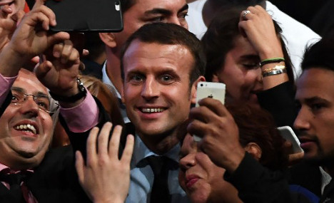 Can maverick Macron really be the next French president?
