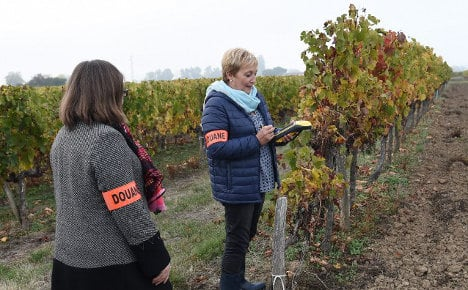 The hunt for fraudsters in France's wine heartlands