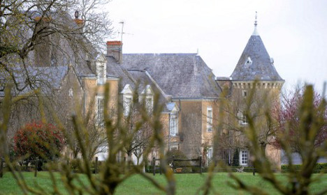 Take a closer look at François Fillon's manor in rural France