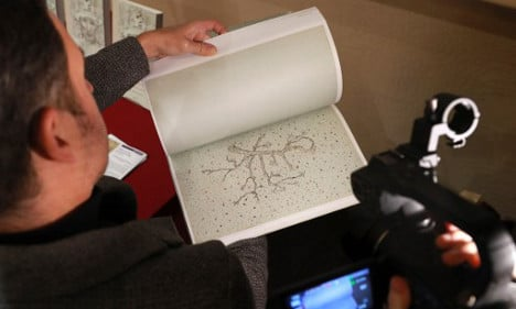 Real or fake? Experts war over 'lost' Van Gogh notebook