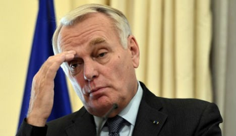 French foreign minister snubs EU Trump talks